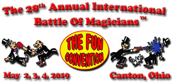 2019 Battle of Magicians - Canton Ohio Magic Convention